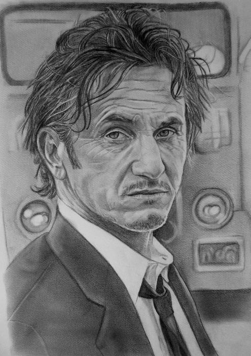 Sean Penn par kasparov42